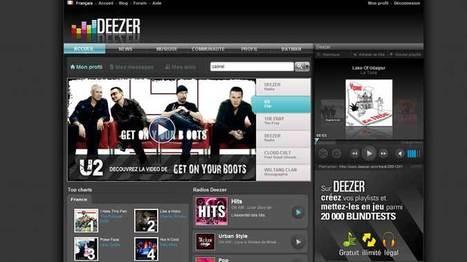 Deezer va permettre l'achat de billets de concert | Geeks | Scoop.it