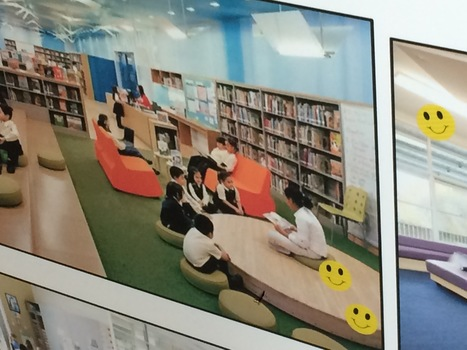 Redesigning Learning Spaces for Creativity and Innovation | Libraries In the Middle | Scoop.it