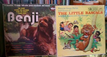 Vintage Kids Record Albums | Antiques & Vintage Collectibles | Scoop.it