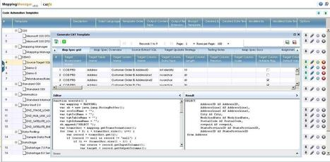 CATfx | Code Automation Templates | Standardization of Data | AnalytiX DS | AnalytiX DS | Scoop.it