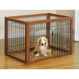Pet Pens and Gates – Helpful for Pets & Pet Owners | TWorldy.com | Pressure Mounted Pet Gates | Scoop.it