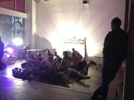 Black House Collective: Black Lab Picture Diary: Weeks 5 and 6   OffStage   Scoop.it