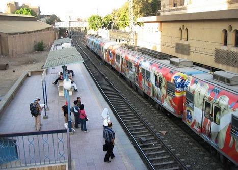 Égypte :une subvention européenne de 40 millions pour financer une partie de la nouvelle ligne de métro du Grand Caire   Égypt-actus   Scoop.it