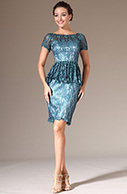 [EUR 109,99] eDressit 2014 New Short Sleeves Lace Mother of the Bride Dress (26143705)   eDressit 2014 Nouveauté Magnifique Robe de Soirée en tendance   Scoop.it