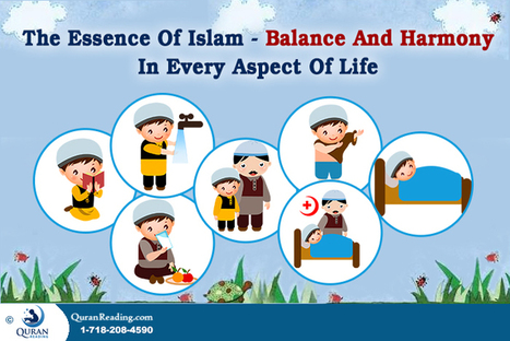 The Essence Of Islam – Balance And Harmony In Every Aspect Of Life   islam in our daily lives   Scoop.it