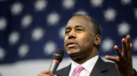 Carson Confirms He Believes Pyramids Were Built To Store Grain | enjoy yourself | Scoop.it