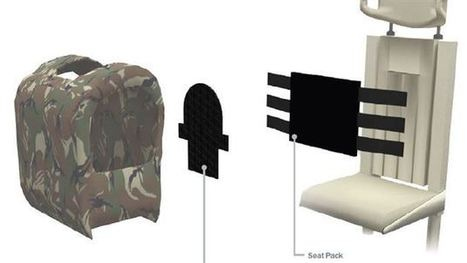 VIDEO: Army tests wearable body armor power system   Internet of Things & Wearable Technology Insights   Scoop.it