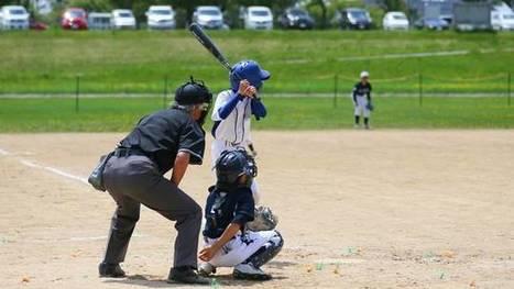 À la découverte du baseball | Froggie pages | Scoop.it