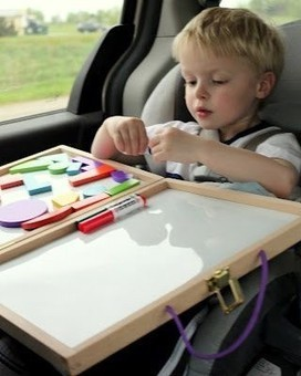 9 Fun Road Trip Activities for Kids with Zero Screen Time | Home Decor | Scoop.it