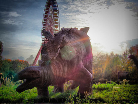 Dark Roasted Blend: Surreal Abandoned Amusement Park in Berlin | Photographic | Scoop.it