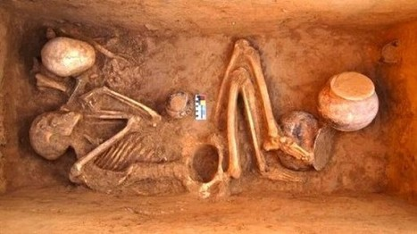 Ancient tombs discovered in Pakistan's Swat reveals complex funeral rites dating back more than 3,000 years | The Raw Story | Archaeology and the Bronze Age | Scoop.it