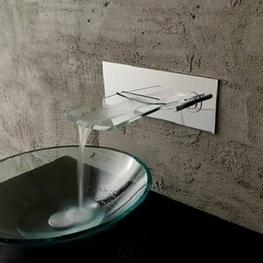 Robinetterie Murale : Salle de bain : Robinetterie mitigeur, robinet lavabo - Robinetsale | robinetsale | Scoop.it
