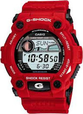 Jam Tangan Casio | Lingkar Merah | Scoop.it