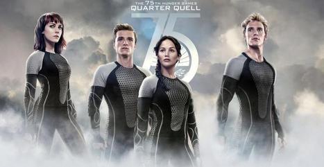 Hunger Games 2 : Le film événement débarque au cinéma aujourd'hui ! | melty.fr | Film | Scoop.it