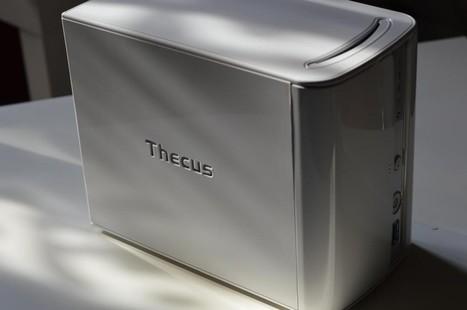 Test du NAS Thecus N2560 - Be Geek | Soho et e-House : Vie numérique familiale | Scoop.it