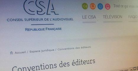 La régulation du web par le CSA se dévoile | Storytelling | Scoop.it