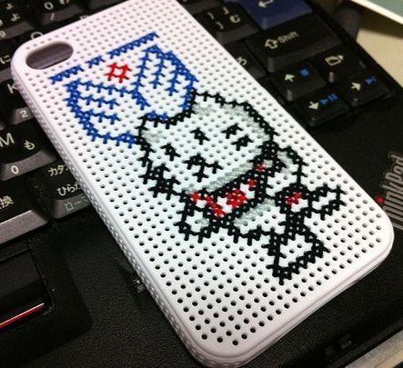 『ドット絵→iPhoneケース』   BUMP OF CHICKEN   Scoop.it