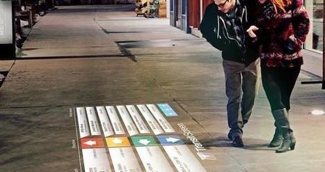SmartWalk rend les trottoirs intelligents   L'Atelier: Disruptive innovation   Nouveaux horizons et innovation   Scoop.it