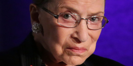Ruth Bader Ginsburg Writes Scathing 35-Page Dissent In Birth Control Case | AUSTERITY & OPPRESSION SUPPORTERS  VS THE PROGRESSION Of The REST OF US | Scoop.it