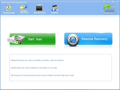 Recover Excel File | Excel File Recovery | Scoop.it