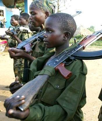 Child Soldiers | Anderson Africa | Scoop.it