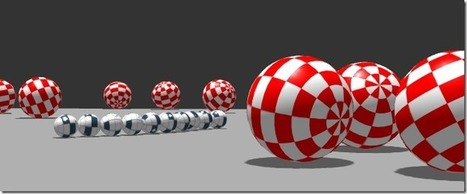 Create wonderful interactive games for the web: Using webgl and a physics engine | JavaScript for Line of Business Applications | Scoop.it