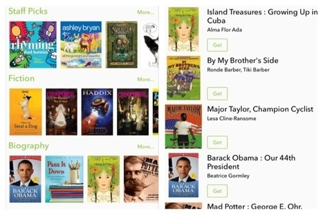 Millions are about to have access to free e-books. Thanks, Obama. | On Writing | Scoop.it