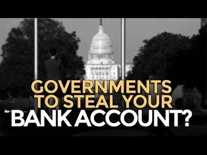 Governments To Steal Your Bank Account? Rick Rule & Mike Maloney | Gold Bars | Scoop.it