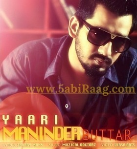 Maninder Buttar - YAARI Official Promo HD Video - 5abi Raag | 5th Kabaddi World Cup 2014 – December 6 to December 20 | Scoop.it