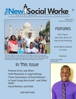 THE NEW SOCIAL WORKER Online - The Social Work Careers Magazine for Students and Recent Graduates - Articles, Jobs, & More - Must I Un-Friend Facebook? Exploring the Ethics of Social Media | ethics and social media therapist | Scoop.it