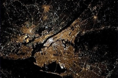 Astronaut Tweets Amazing Photos Of Earth From Orbit | 21st Century Innovative Technologies and Developments as also discoveries, curiosity ( insolite)... | Scoop.it