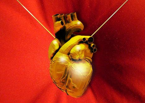 UP Magazine - Un patch cardiaque cyborg pour réparer les cœurs | Le pouvoir du transhumanisme | Scoop.it
