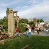 ESPAGNE : Más de 100 de personas izan un menhir del Neolítico para dar la bienvenida al verano en Parque de las Ciencias   World Neolithic   Scoop.it