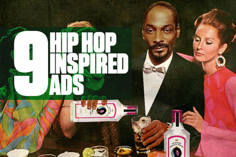 9 Vintage Hip-Hop Inspired Ads | Titans Music | Scoop.it