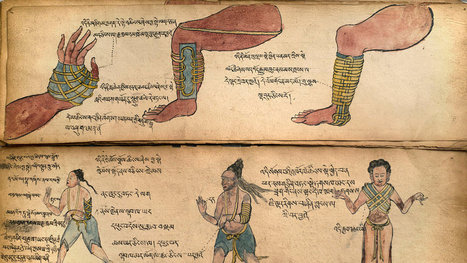 Ancient Prescriptions From Tibet - New York Times | Ancient Art History Summary | Scoop.it