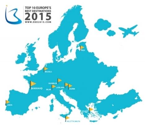 Bordeaux élue meilleure destination européenne 2015 devant Lisbonne | Actu Réseau MOPA | Scoop.it