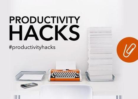 60+ Top LinkedIn Influencers Reveal Their Best Productivity Hacks to Work Smarter | Social Media Power | Scoop.it