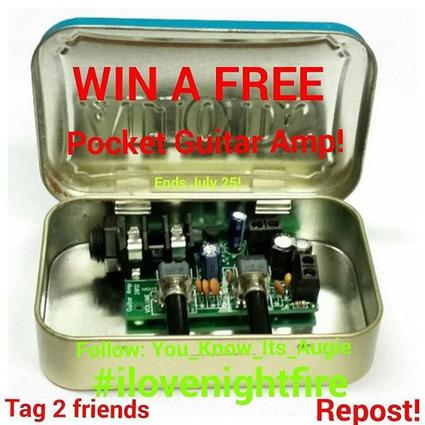 Insta-Arduino | Win a Free Guitar Amplifier kit !!! | Raspberry Pi | Scoop.it