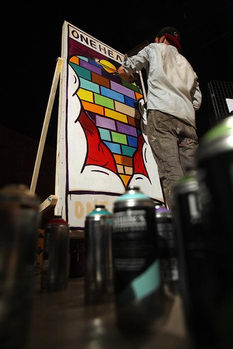 Web ETU - Université Lyon 2 - ARTS URBAINS/GRAFF - Festival Graff-ik'art   street art Lyon   Scoop.it