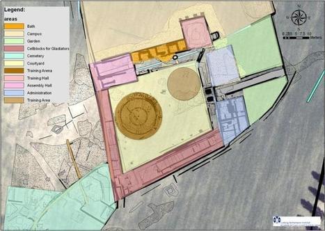 El hallazgo de una escuela de gladiadores en Austria desvela que eran prisioneros | Noticias de Arqueología | Scoop.it
