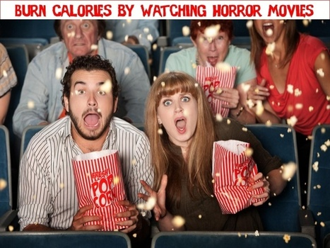 Burn Calories by Watching Horror Movies   Health Related Blogs   Scoop.it