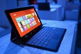 PC sales plunge as consumers look to tablets, smartphones | Mobile Learning in Higher Education | Scoop.it