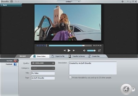 Make Videos in the Way of iMovie on Windows | portrait retouching software | Scoop.it