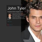 John Tyler (johntyler315) on about.me   FoxyDeal   Scoop.it