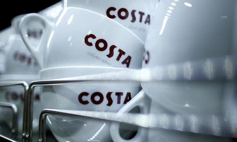 Costa Coffee profits rise again - The Guardian | JIS Brunei: Business Studies Research: Whitbread | Scoop.it