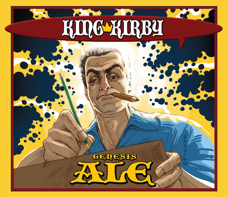 Raising A Birthday Glass To Comics King Jack Kirby | Comics | Scoop.it