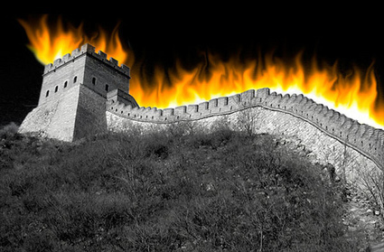 DDoS attacks that crippled GitHub linked to Great Firewall of China | Information wars | Scoop.it