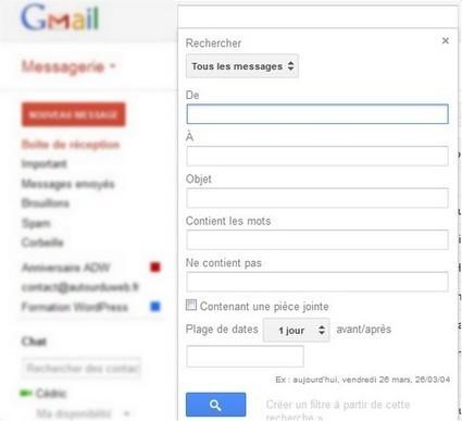 10 améliorations du nouveau Gmail que vous devez connaître   Time to Learn   Scoop.it