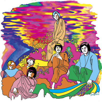 The 60s Psychedelic Experiment – Pop Psych – Strawberry Alarm ... | Reeling in the Years | Scoop.it