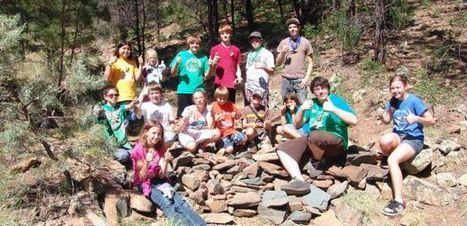 UA Camp Benefits Explorers of All Ages | UANews | CALS in the News | Scoop.it